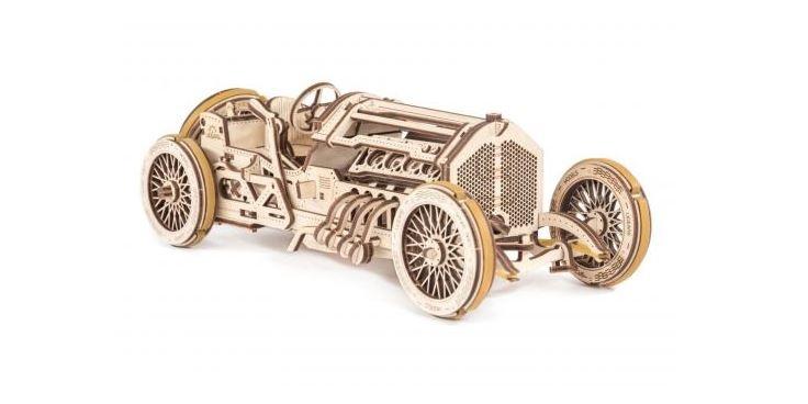 UGEARS Grand Prix Car