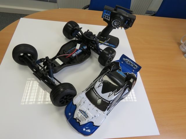 LRP S10 Twister Truggy (nicht Komplett!!)