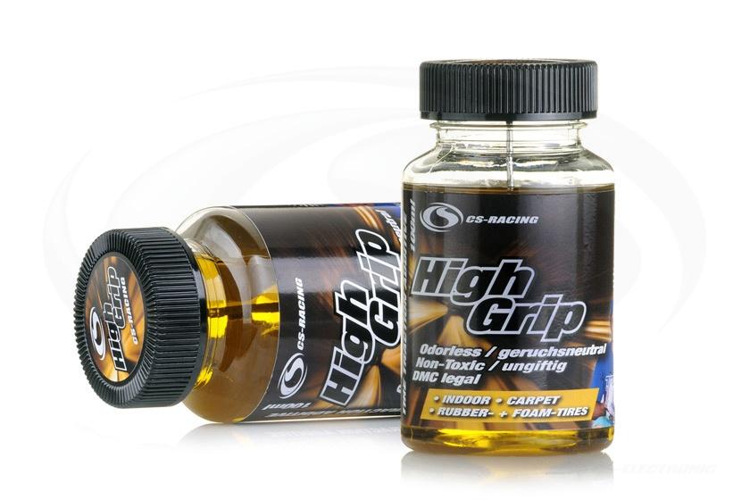 CS-Racing High Grip, Reifenhaftmittel inkl. Pinselflasche