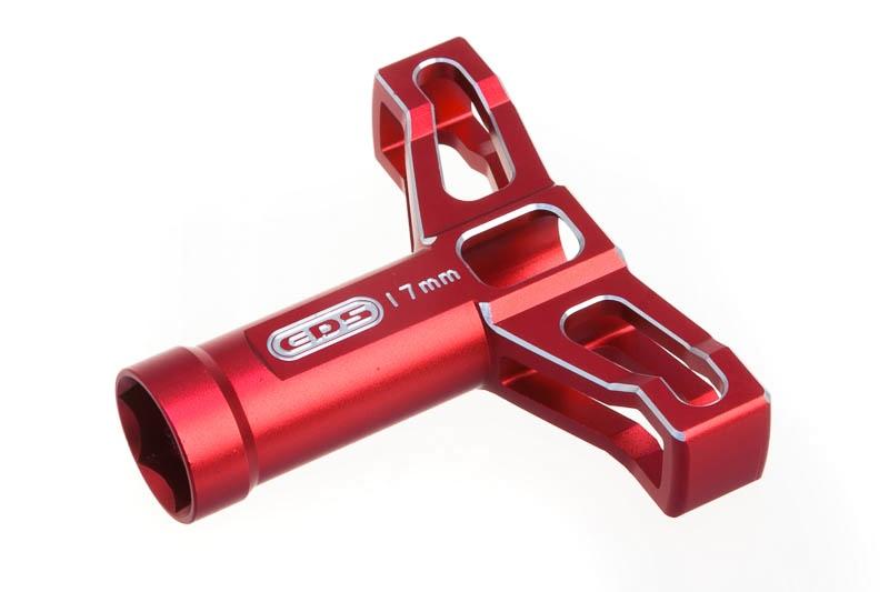 Radmutterschlüssel 17mm  EDS-190005
