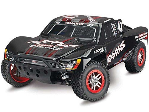 TRAXXAS Slash 4x4 BRUSHLESS +TSM +12V-Lader