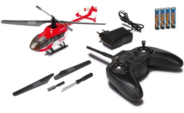 EC145 Single DRF 2.4G 100% RTF