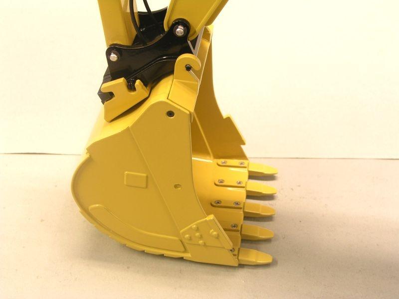 Hydraulischer Schnellwechsler für CAT-Bagger