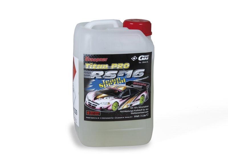 Kraftstoff TITAN PROTeam Spezial RS16 Nitro