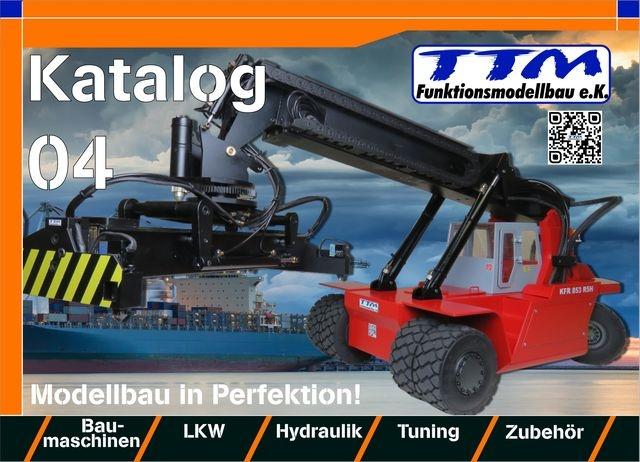TTM-Katalog 04 - LKW-Modellbau auf 74 Seiten!