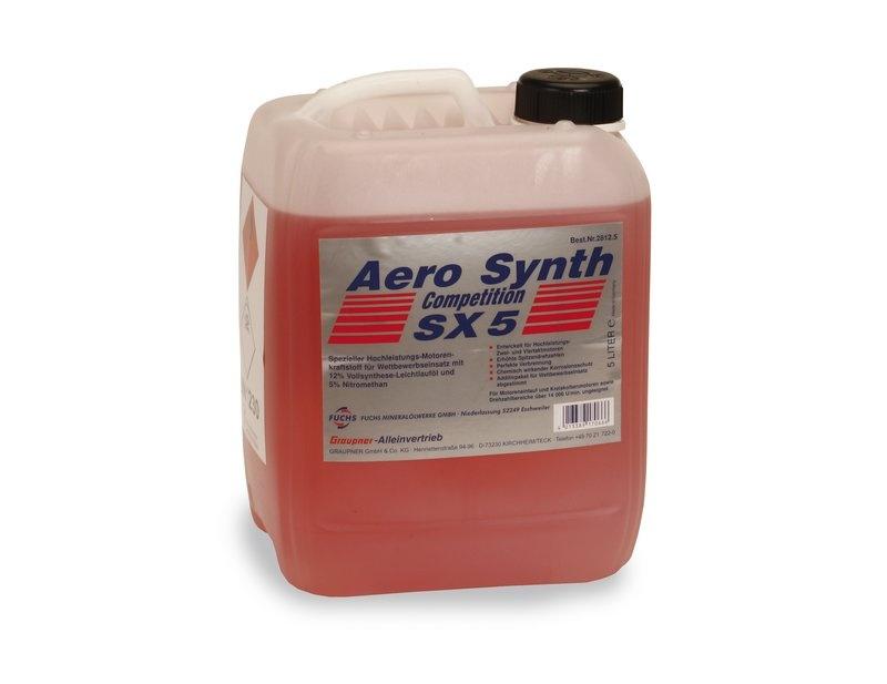 Nitro Kraftstoff AeroSynth Competition SX-5, 5l  2812.5