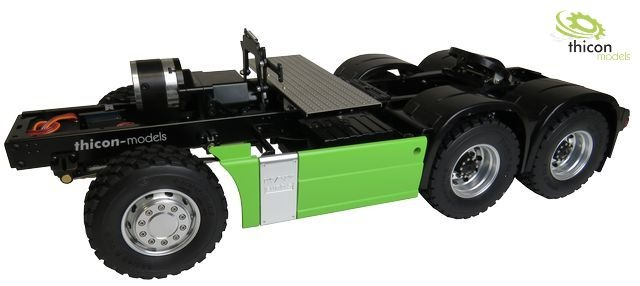 1:14 6x6 thicon-Chassis Version 2