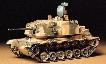 1:35 US M247 SGT York Flakpanzer