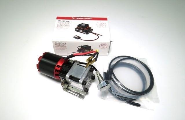 Hydraulik Hochleistungs-Pumpe 11,1V max. 30bar