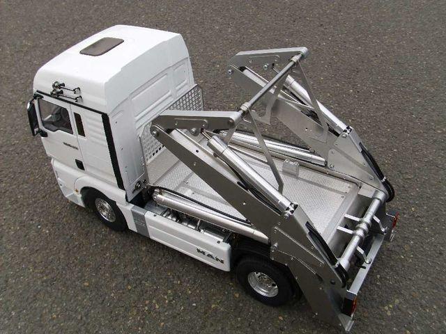 Absetzkipper Bausatz für WEDICO 12V