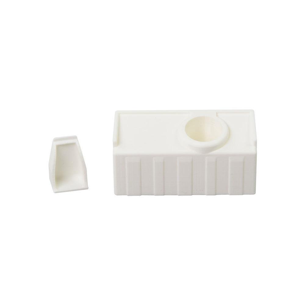 Inneneinrichtung für Toilettenkabine Standard Bausatz