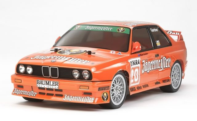 1:10 RC BMW M3 Sport Evo Jägerm.(TT-01E)