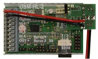 Soundmodul USM-HL-2 ohne DVD-ROM und Bedienungsanleitung