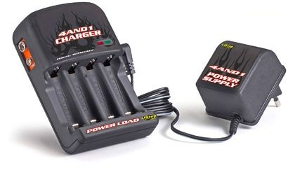 Charger 4 and 1 x-24