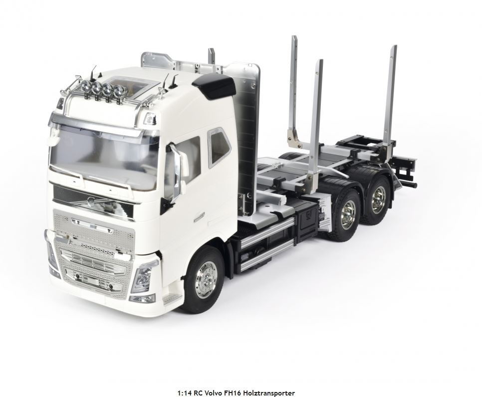 Tamiya VOLVO FH16 TIMBER TRUCK, 56360