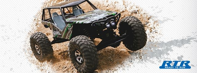 Axial Wraith Rock R.4WD RTR 1