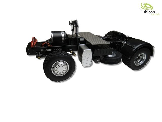 1:14 4x4 thicon-Chassis Bausatz Version 1