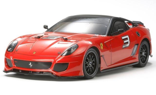1:10 RC Ferrari 599XX TT-01E