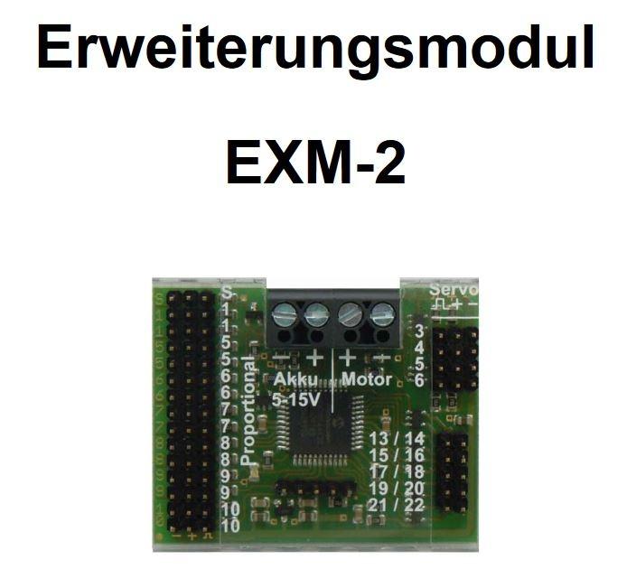 Erweiterungsmodul EXM-2