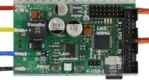 Soundfahrtregler SFR-1 V1.00