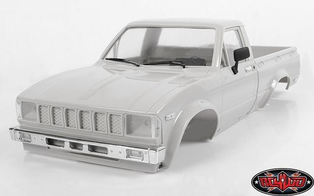 RC4WD Mojave II Body Set for Trail Finder 2 (Primer Gray) RC