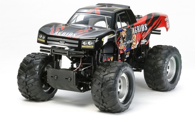 1:10 RC Agrios 4x4 Monster Truck TXT-2