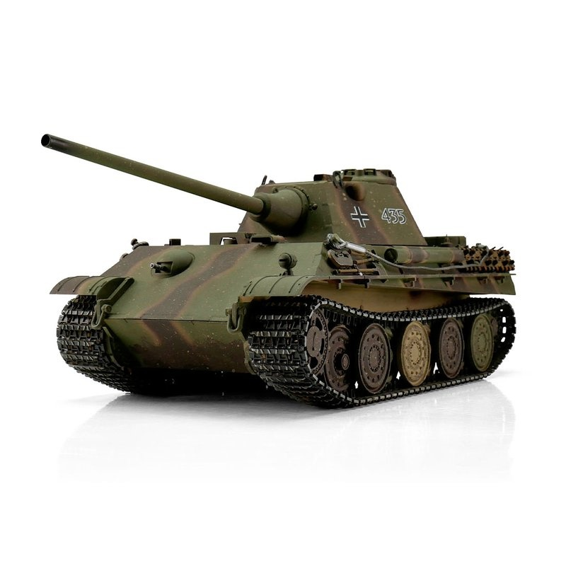 Toro 1/16 RC Panther F tarn BB