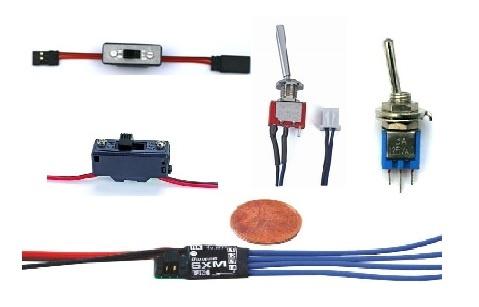 Elektronische / Manuelle- Schalter