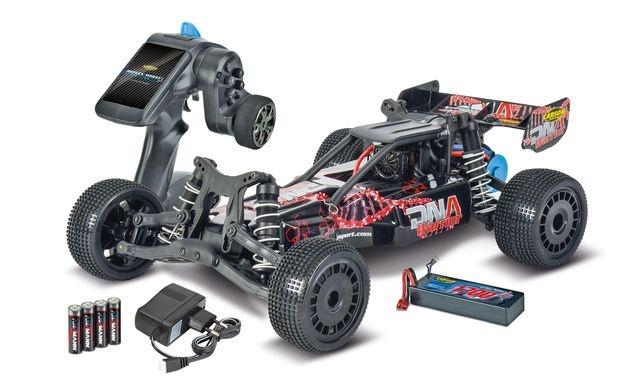 1:10 DNA Warrior 2WD BL 2.4G 100% RTR