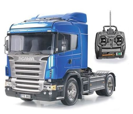 1:14 RC Scania R470 Highline blau met. RTR