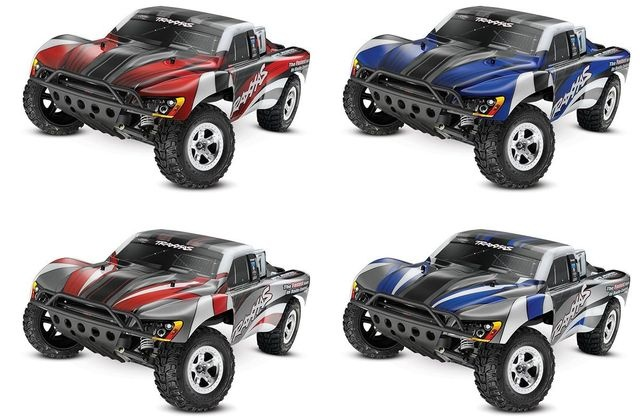 TRAXXAS Slash RTR 1/10 2,4Ghz