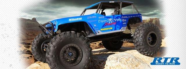 Axial Wraith Jeep® Wrangler R