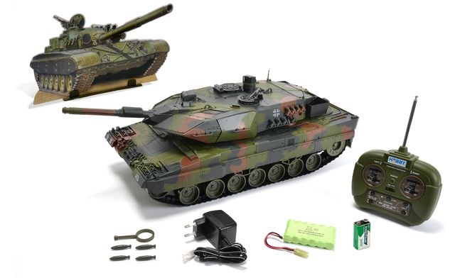 1:16 Leopard 2A5 27 MHz 100% RTR