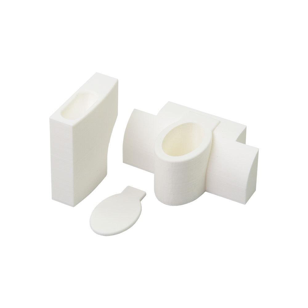 Inneneinrichtung für Toilettenkabine Premium Bausatz