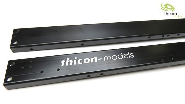 thicon chassis frames and cross member