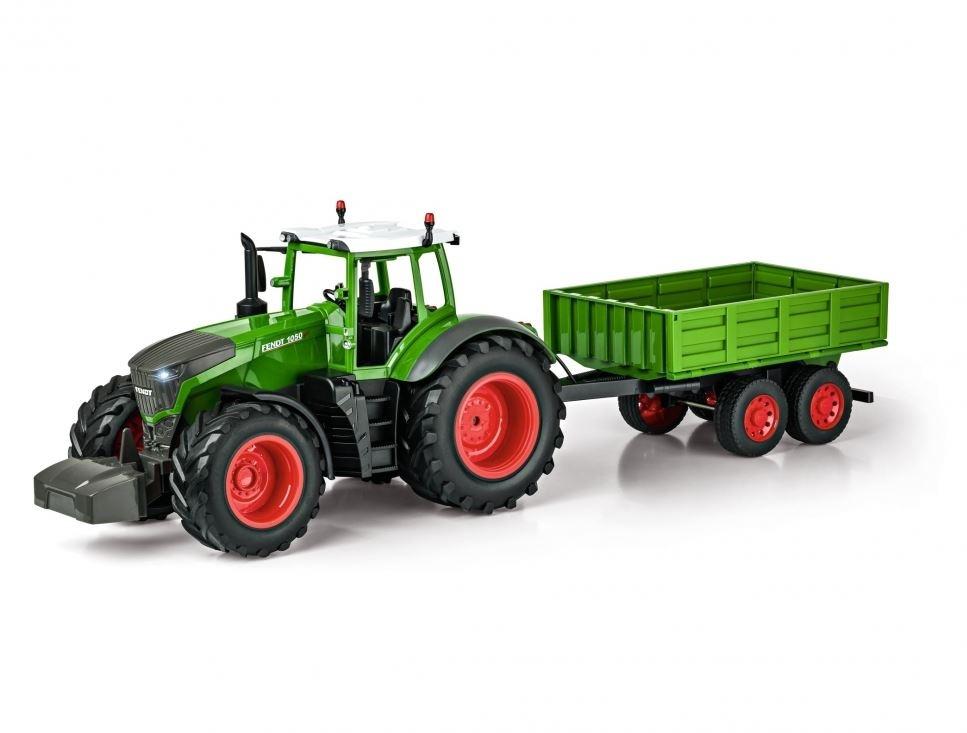 1:16 RC Traktor mit Anhänger 100% RTR, 907314