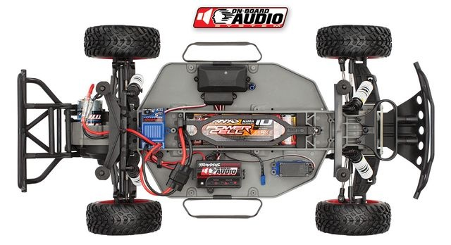 TRAXXAS Slash RTR 1/10 2.4GHz / Onboard Audio