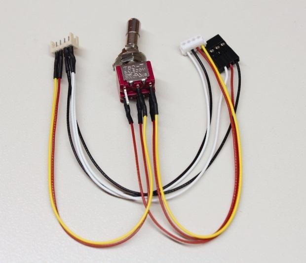 Umschalter 35MHz-2,4GHz für M