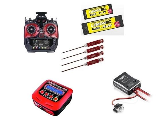 radio battery charger Servos option parts