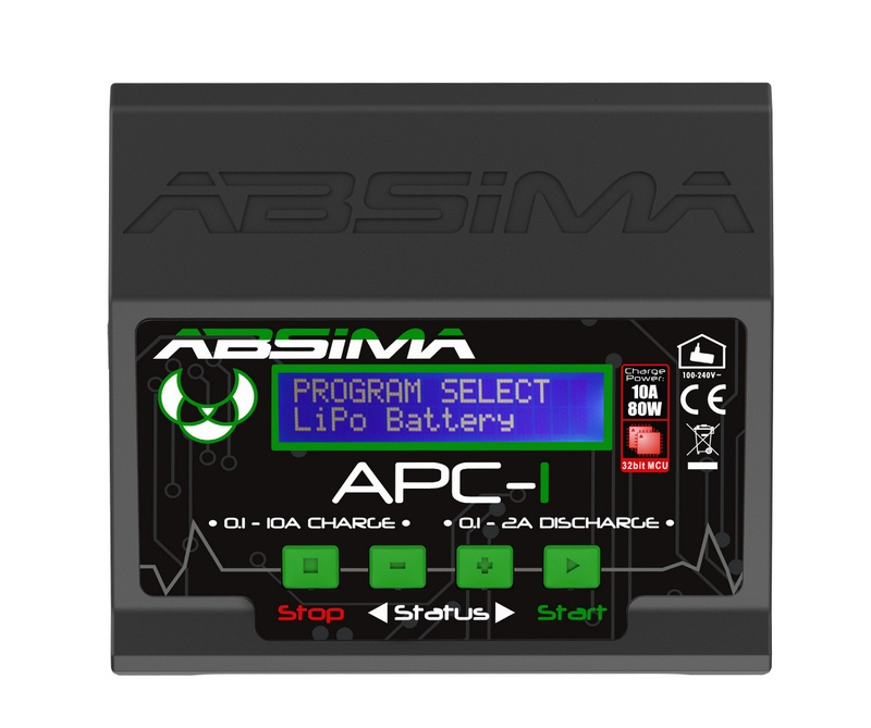 Ladegerät APC-1 80W 4000013