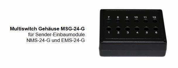 Multiswitch Gehäuse MSG-24-G