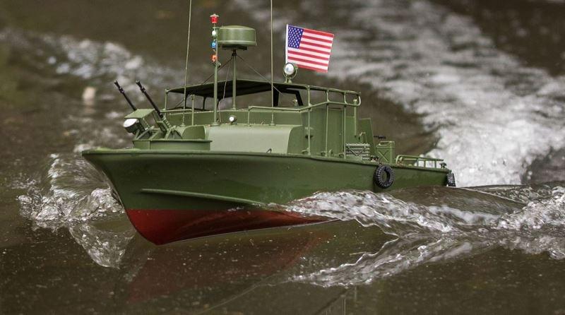 Pro Boat 21-inch Alpha Patrol Boat