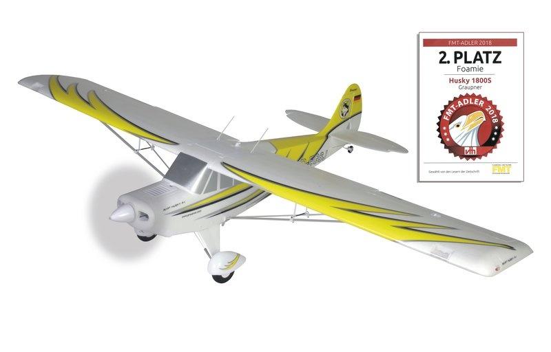 Husky 1800S RC Elektro-Flugmodell ARTF  *13410.100