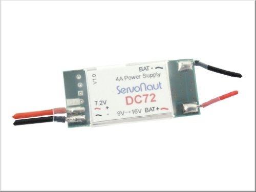 Servonaut DC72 Spannungswandler auf 7,2V 4A