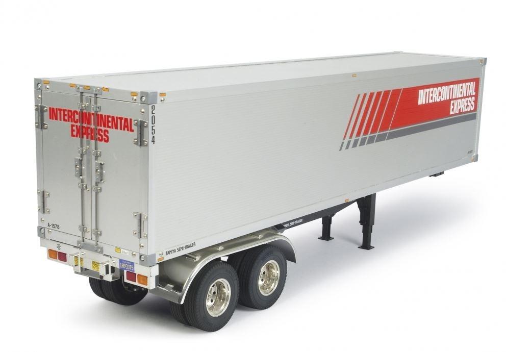 1:14 RC US Container Auflieger Bausatz 300056302