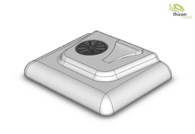 1:14 / 1:16 Klimaanlage universal