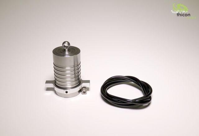 Hydraulik Teleskop-Zylinder für 4-Achs Hinterkipper
