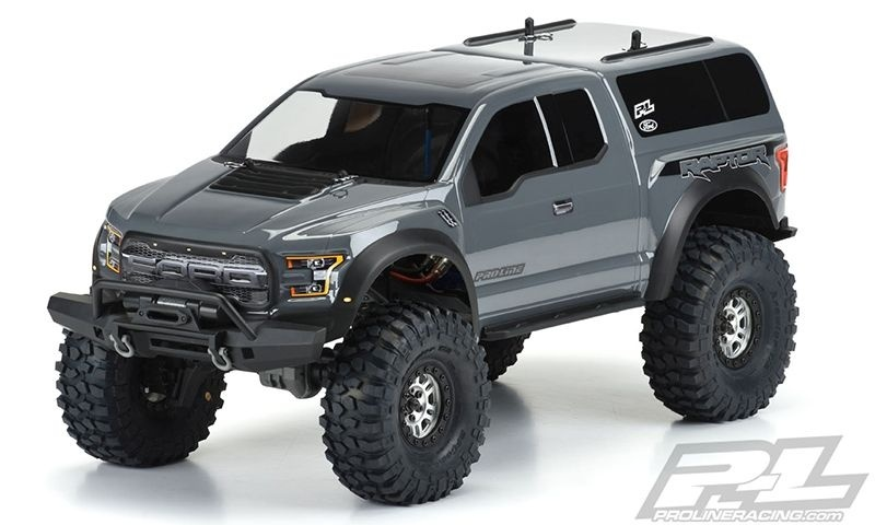2017 Ford F-150 Raptor Karo klar für TRX-4 12,8 Wheel