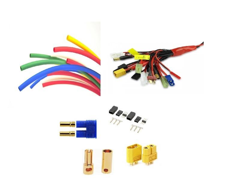 Kabel/Stecksysteme/Schrumpfs.