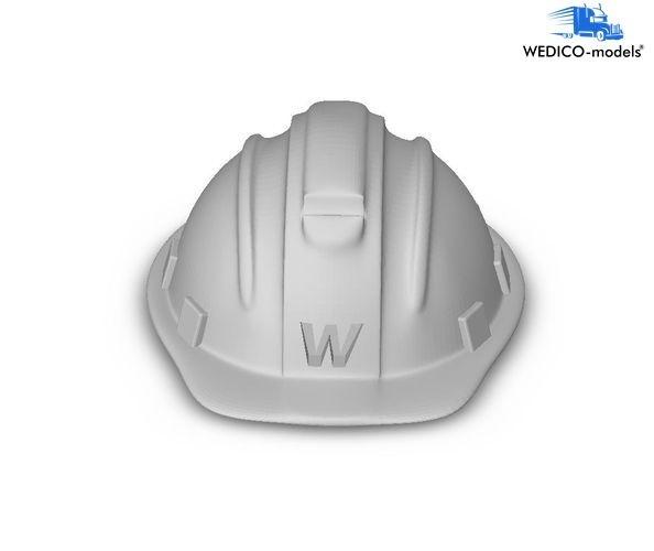 Sicherheits-Helm für Wedico-models LKW-Fahrer